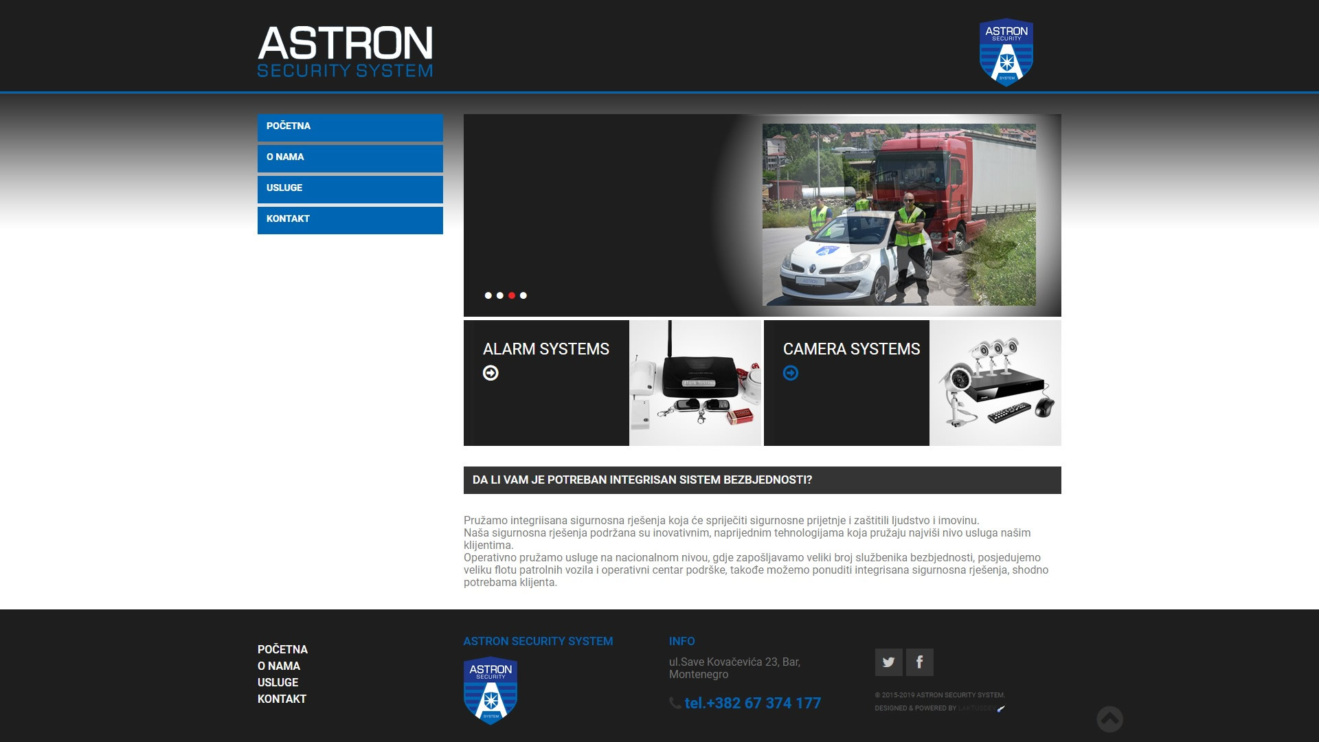 Astron security