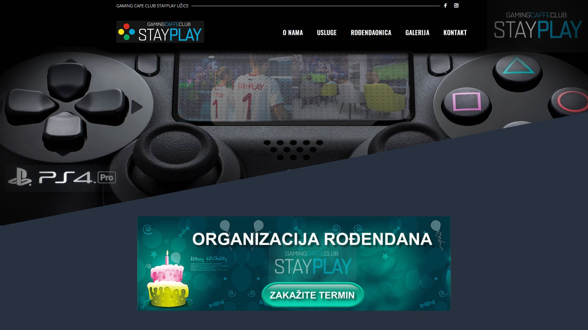 STAY PLAY